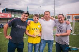 Турнир по футболу «Летний Супер Кубок 2018»