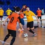 Турнир «Новогодний бизнес кубок 2019» по мини-футболу