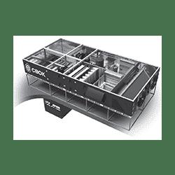 Автономные крышные кондиционеры Rooftop SUPB-RT