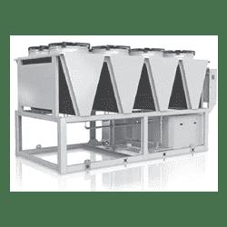 Компрессорно-конденсаторные блоки большой производительности SKB-140-360BUSOGF