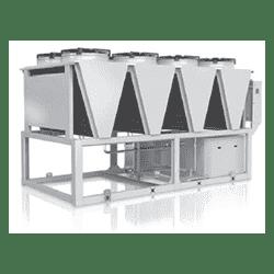 Компрессорно-конденсаторные блоки большой производительности SKB-240-660BUSOHF