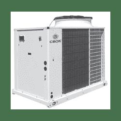 Компрессорно-конденсаторные блоки малой производительности SKB-40-75BUSOHF