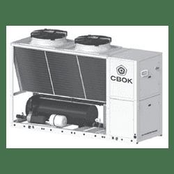 Компрессорно-конденсаторные блоки малой производительности SKB-85-135-BUSOHF