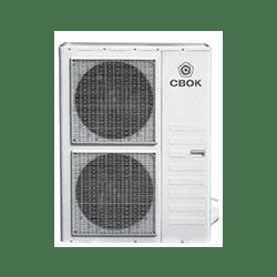 Компрессорно-конденсаторные блоки малой производительности SKB-03-16