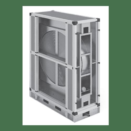 Секции роторного регенератора